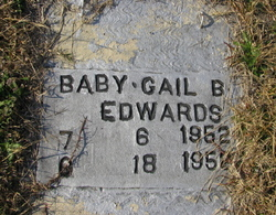 Gail B Edwards