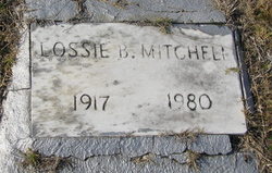 Lossie B Mitchell