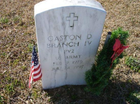 Gaston D. Branch IV