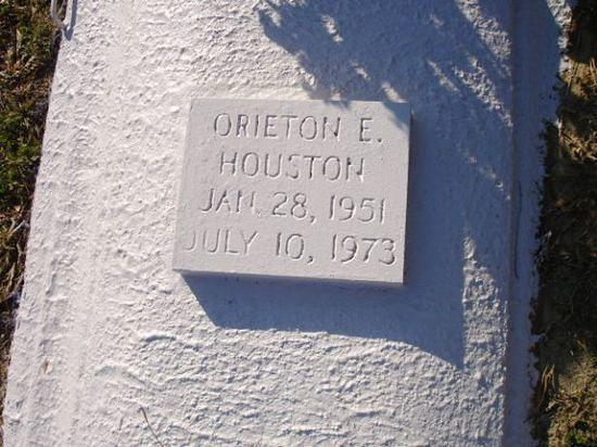 Orieton E. Houston