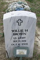 WillieHBrown