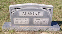 Almond, Mary Lee