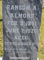 Almond, Ransom A
